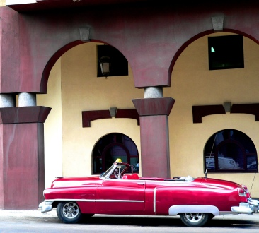 Cadillac Convertible Havana Les Haines Flickr
