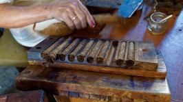 Cigar Marking Close Up Miguel Discart Flickr
