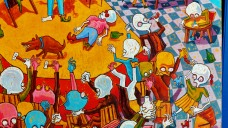 Simpson Wall Mural Gareth Williams Flickr