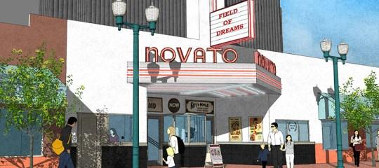 Novato-Theater