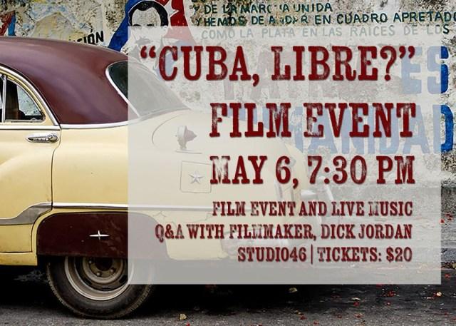 Cuba Libre Novato Theater